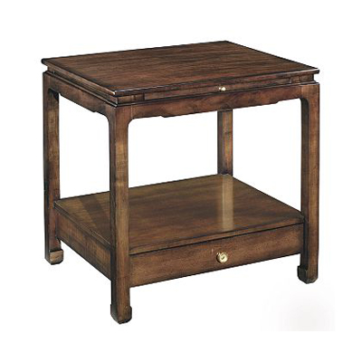 Hickory Chair Sara Side Table