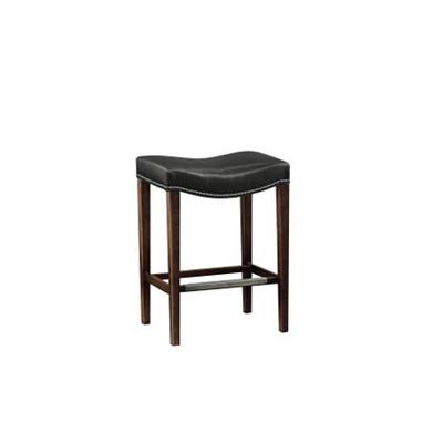 Hickory Chair Madigan Backless Stool
