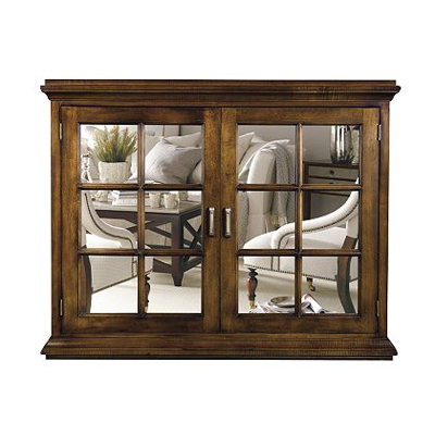 Hickory Chair Browning Stand Alone Cabinet