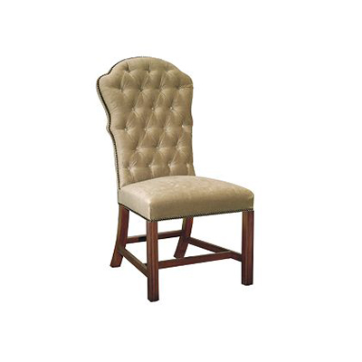 Hickory Chair Marlboro Tufted Back Side Chair