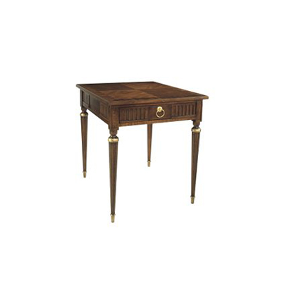 Hickory Chair Park Avenue Lamp Table