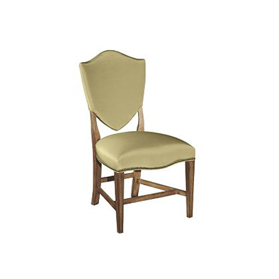 Hickory Chair Centreville Upholstered Back Side Chair