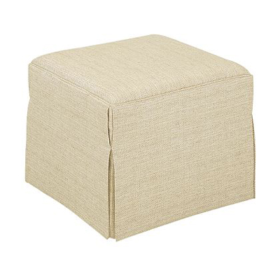Hickory Chair Cocktail Ottoman