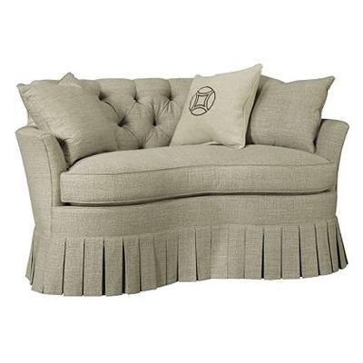 Hickory Chair Boudoir Sofa