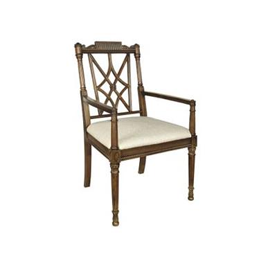 Hickory Chair London Arm Chair