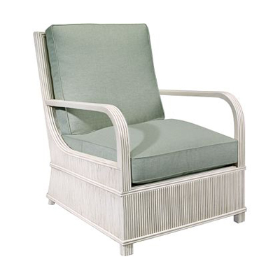 Hickory Chair Melbourne Straight Arm Chair
