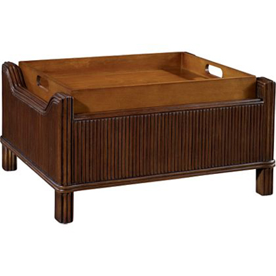 Hickory Chair Melbourne Base with Tray Top