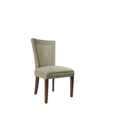 Hickory Chair Flare Back Dining Side Chair
