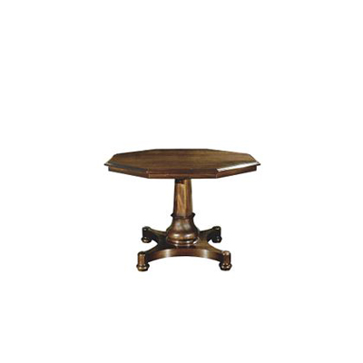 Hickory Chair Center Hall Table