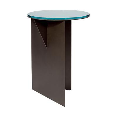 Hickory Chair Mercury Tripod Side Table