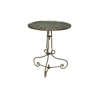 Hickory Chair Venice Side Table