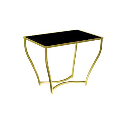 Hickory Chair Charlotte Side Table