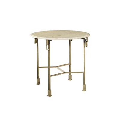 Hickory Chair Olympia Side Table