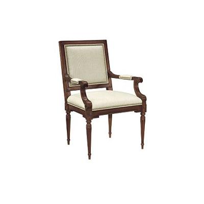 Hickory Chair Louis XVI Arm Chair