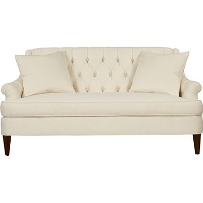 Hickory Chair 109 80 1911 Collection Marler Tufted Sofa Discount Furniture At Hickory Park