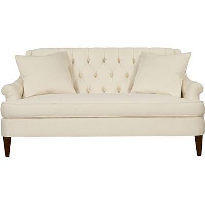 Hickory Chair Marler Tufted Sofa