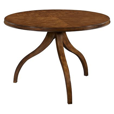 Hickory Chair Ingold Center Table Top - Mahogany