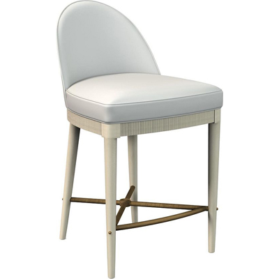 Hickory Chair Laurent Counter Stool