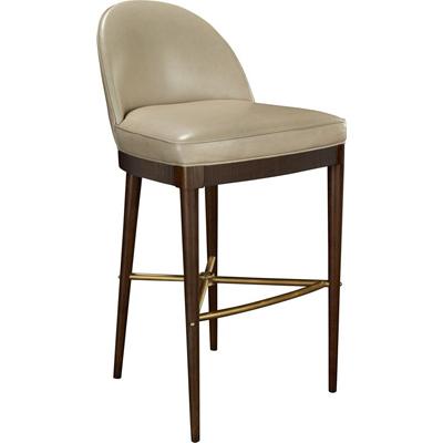 Hickory Chair Laurent Bar Stool