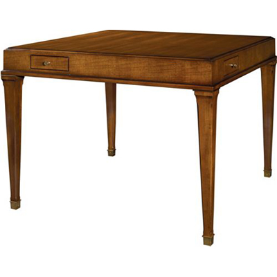 Hickory Chair Julien Game Table