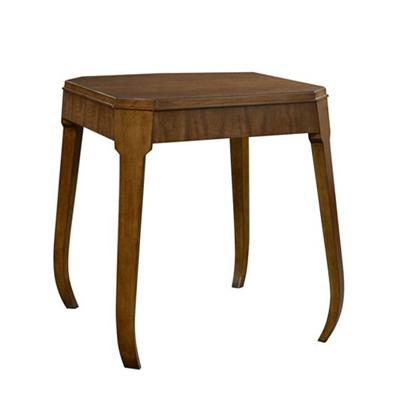 Hickory Chair Wabi Side Table