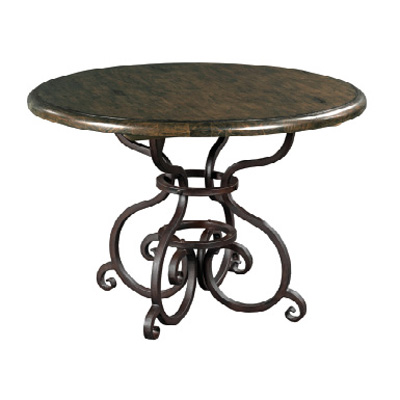 Kincaid 90 2159p artisans shoppe dining 44 inch round for 44 inch round dining table