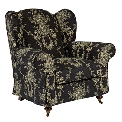 Kincaid Stewart Slipcover Chair