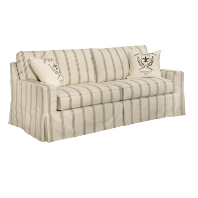 Kincaid Slipcover Upholstery Sarah Slipcover Sofa Discount