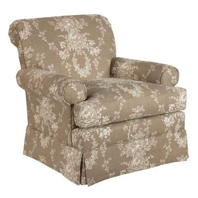 Kincaid Macon Glider Swivel Chair