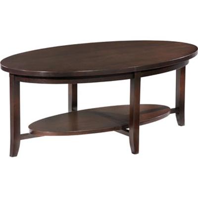 Kincaid Chopstick Oval Cocktail Table