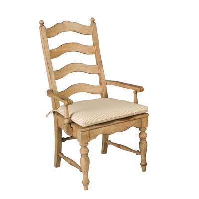 Kincaid Ladderback Arm Chair