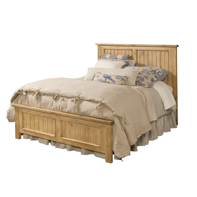 Kincaid Panel Bed - Queen