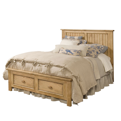Kincaid Storage Bed Footboard - Queen