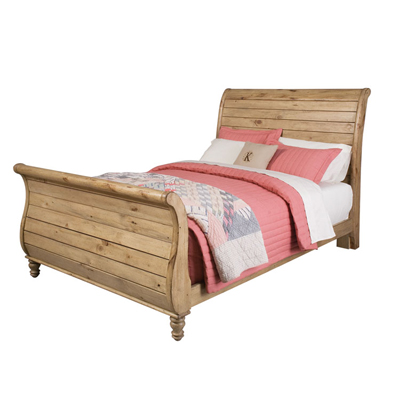 Kincaid Sleigh Bed - King