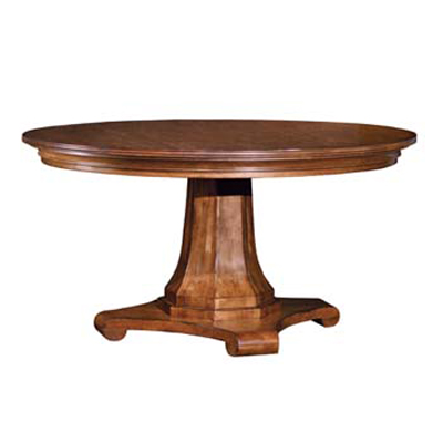 Kincaid Round Pedestal Table