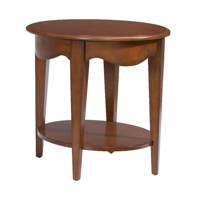 Kincaid Occasional Oval End Table