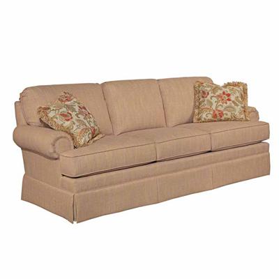 Kincaid 413 861 Charlotte Sleeper Sofa Discount Furniture at Hickory Park Furniture Galleries