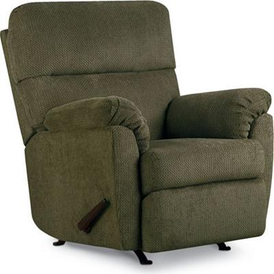 Lane 11949 recliners freestyle hide a chaise rocker for Belle hide a chaise high leg recliner