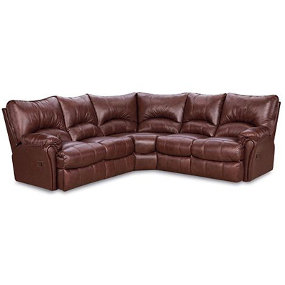 Lane Reclining Sectional