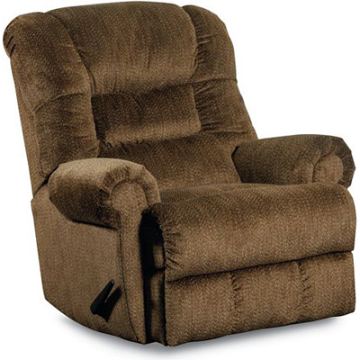 Lane Magnitude II Pad Over Chaise Rocker Recliner
