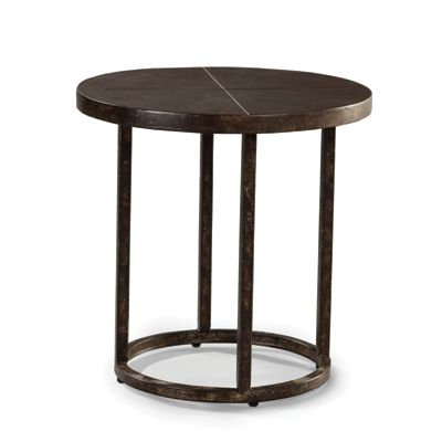 Lane Venture 24 inch Round End Table