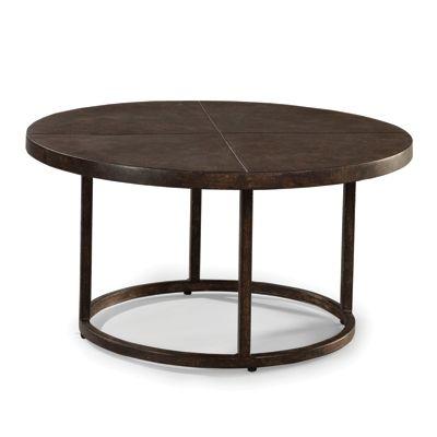 Lane Venture Industrial Renaissance Inch Round Cocktail - 36 inch round cocktail table