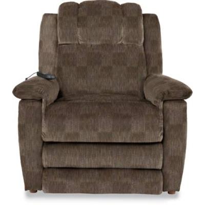 La Z Boy 448 La Z Boy Collection Riley High Leg Recliner Discount Furniture At Hickory
