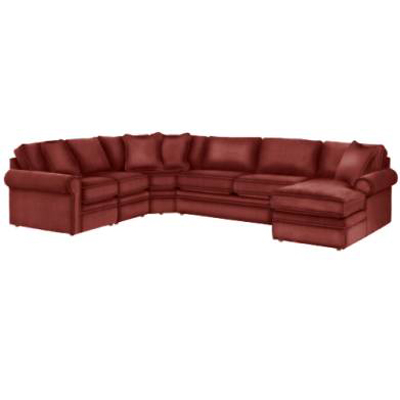 La Z Boy 494 Collins Stationary Sofa Discount Furniture At