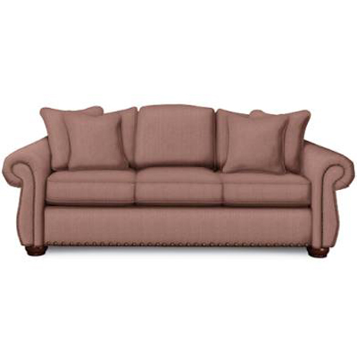 La Z Boy 47a Woodrow Stationary Sofa Discount Furniture At