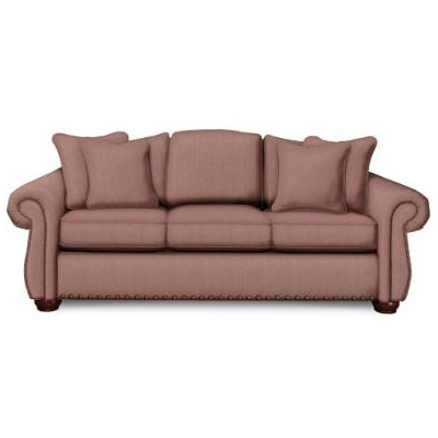 La z boy 47b woodrow stationary sofa discount furniture at for Affordable furniture la