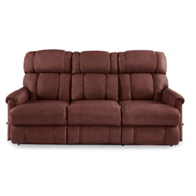 La Z Boy 512 Pinnacle Rocking Reclining Loveseat Discount Furniture At Hickory Park Furniture