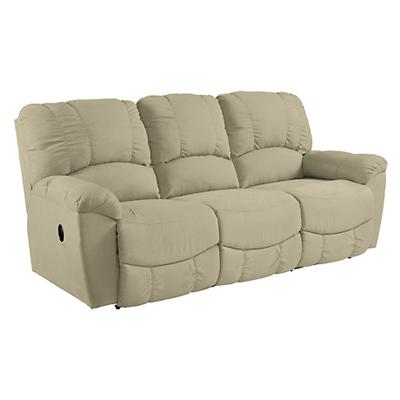 La Z Boy 537 Hayes La Z Time Full Reclining Sofa Discount