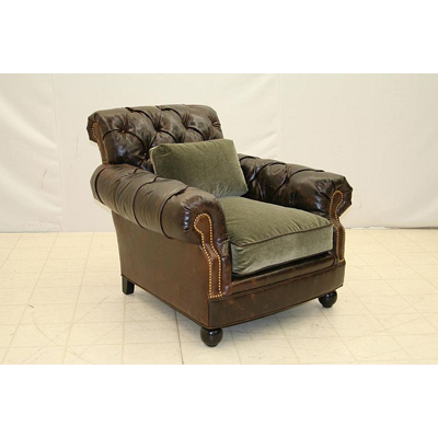 Old Hickory Tannery 9037 01 Oht Chair Club Chair Discount