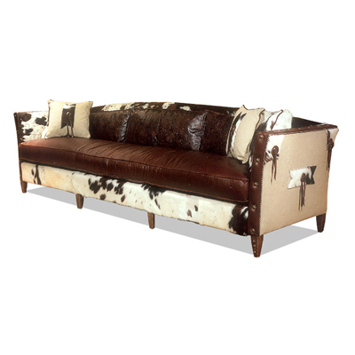 Old Hickory Tannery 7885 03 Old Hickory Tannery Sofa Discount Furniture At Hickory Park